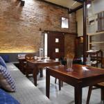 台南カフェ – 正興咖啡館 (民宿付き 古建築カフェ)