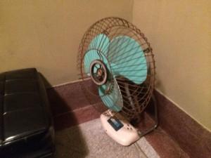 順風號—扇風機