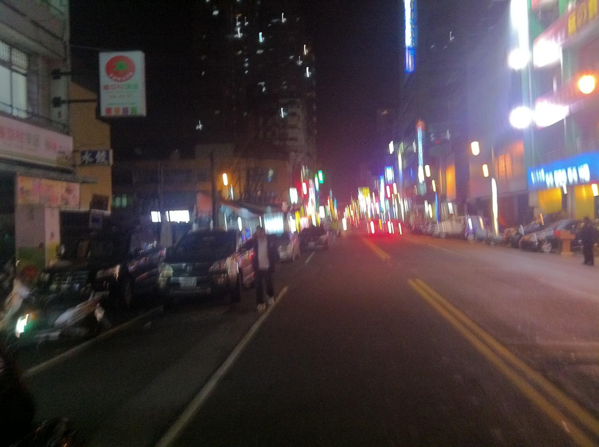 中華路夜市