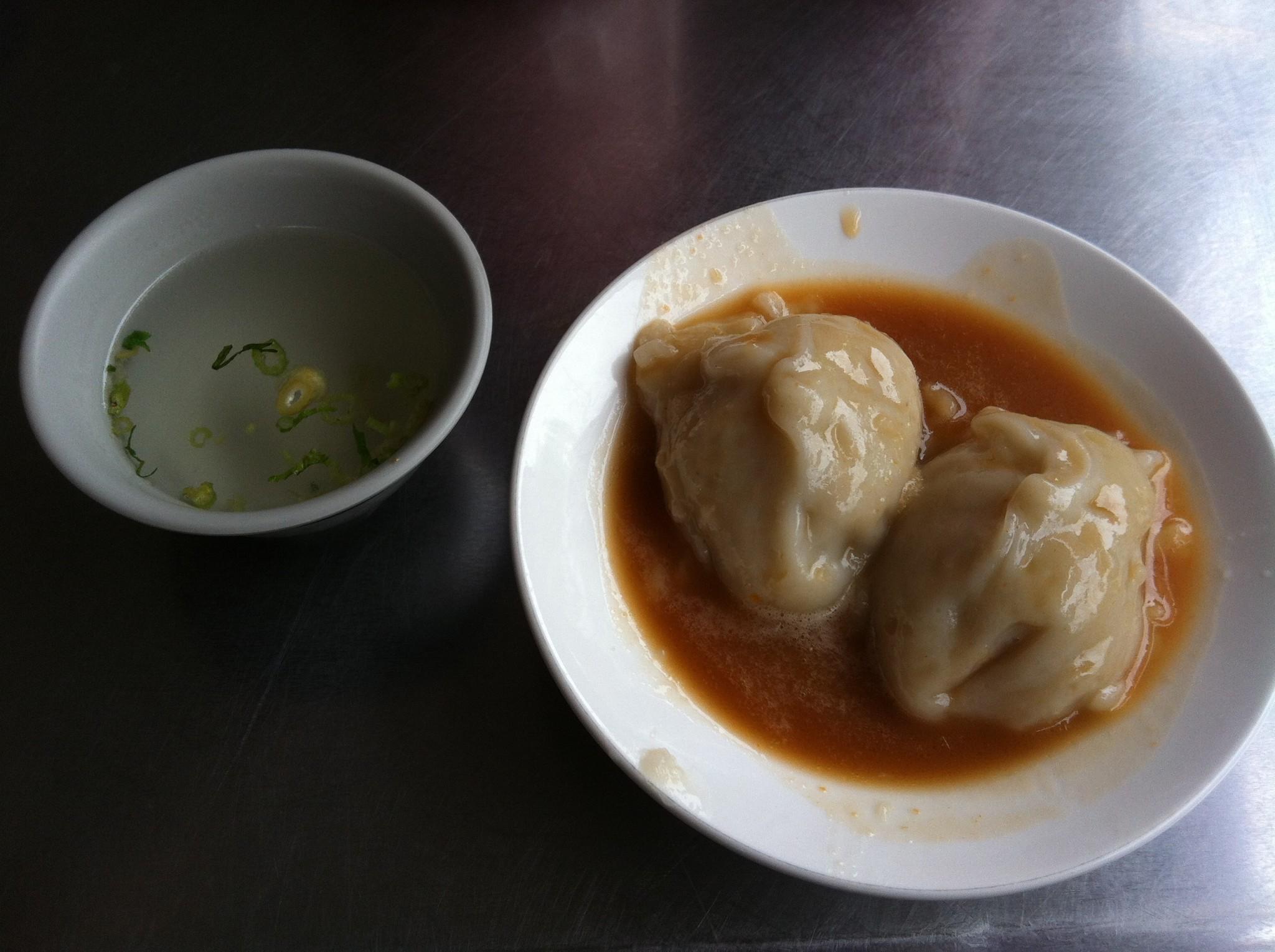台南の福記肉圓