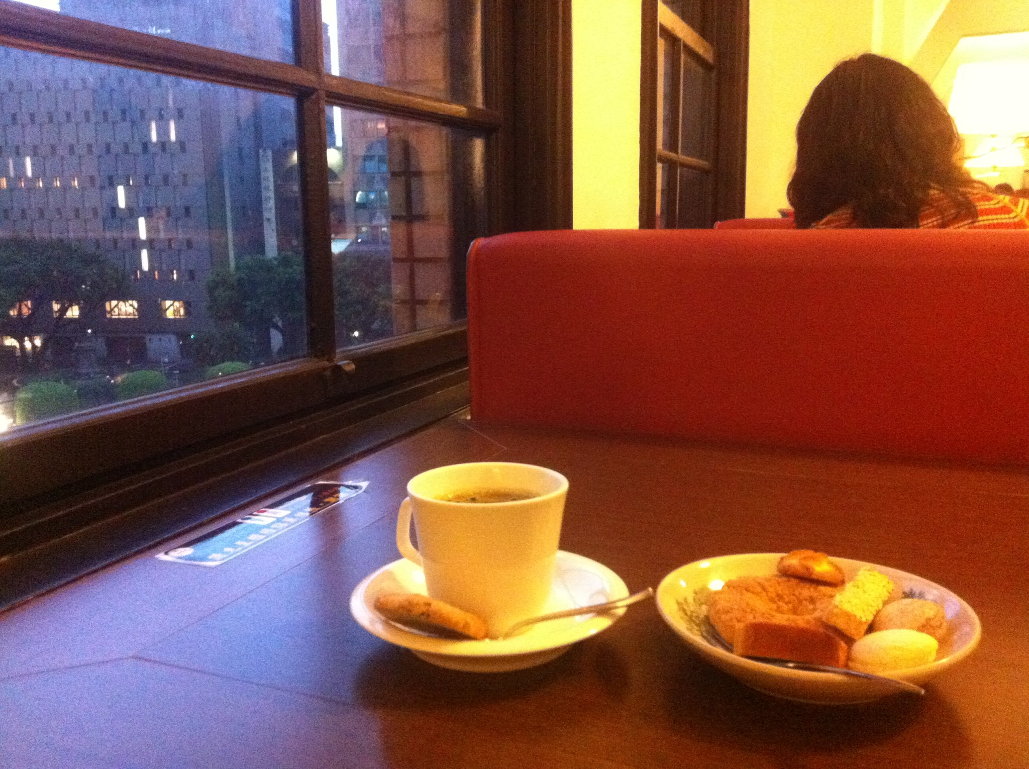 蔡明亮咖啡走廊