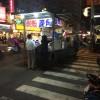 菱角(菱の実)は台湾冬の名物