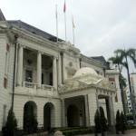 台湾中部への旅 ー 台中 part.1 台中市役所、台中公園など日本統治時代の建物巡り